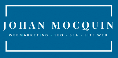 Johan Mocquin Webmarketing
