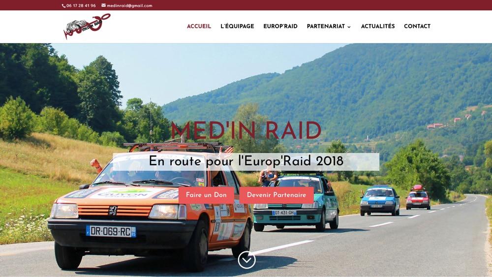 Création site web WordPress Nice & SEO